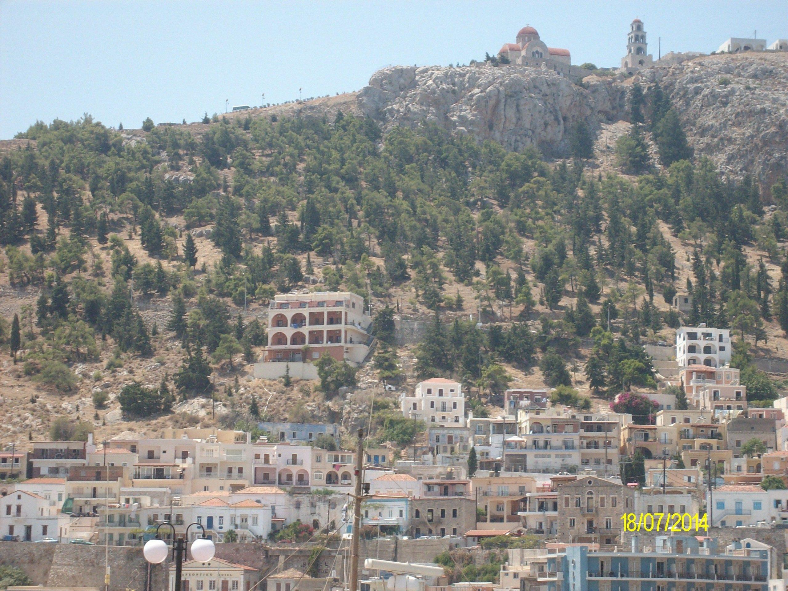 insula Kalymnos - Grecia