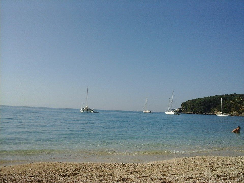 Plaja Valtos, Parga