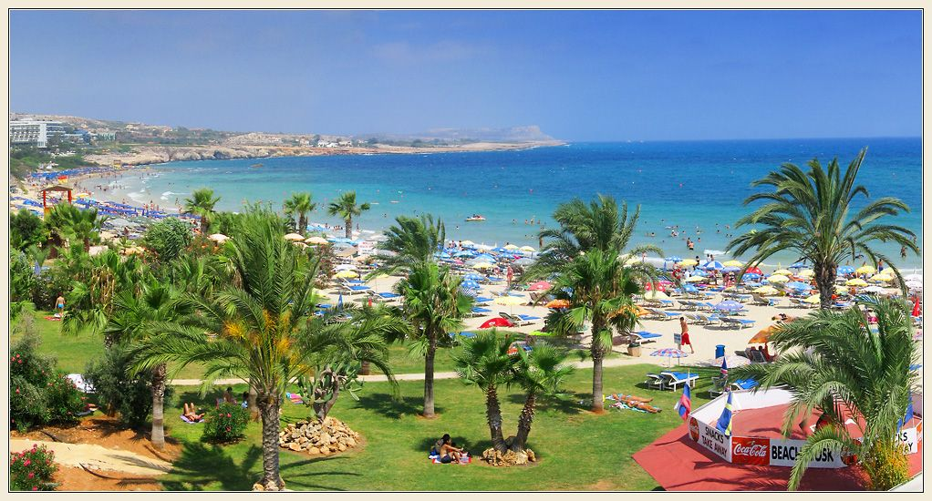 Ayia Napa - Cipru