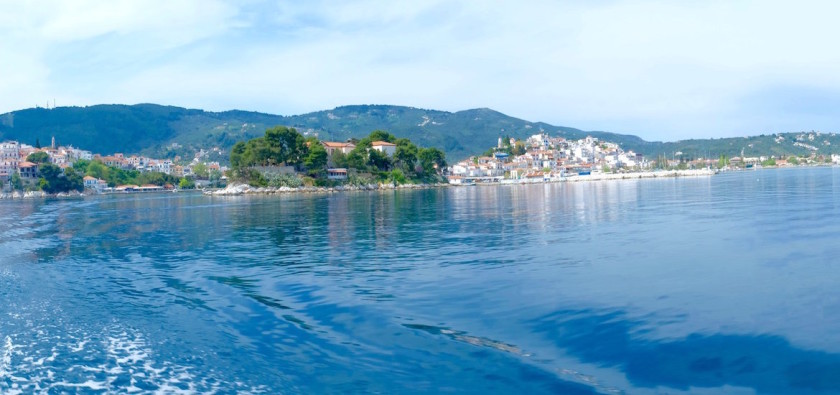 Croaziera in jurul insulei Skiathos