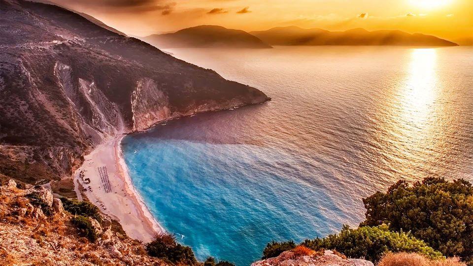Plaja Myrtos - Kefalonia