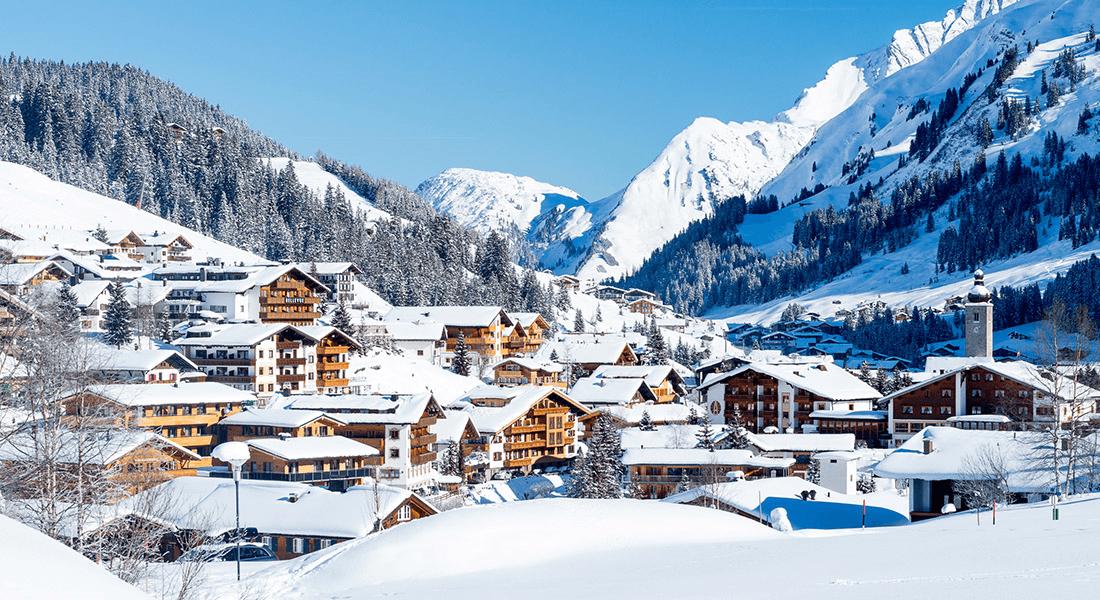 St Anton - Ski Austria