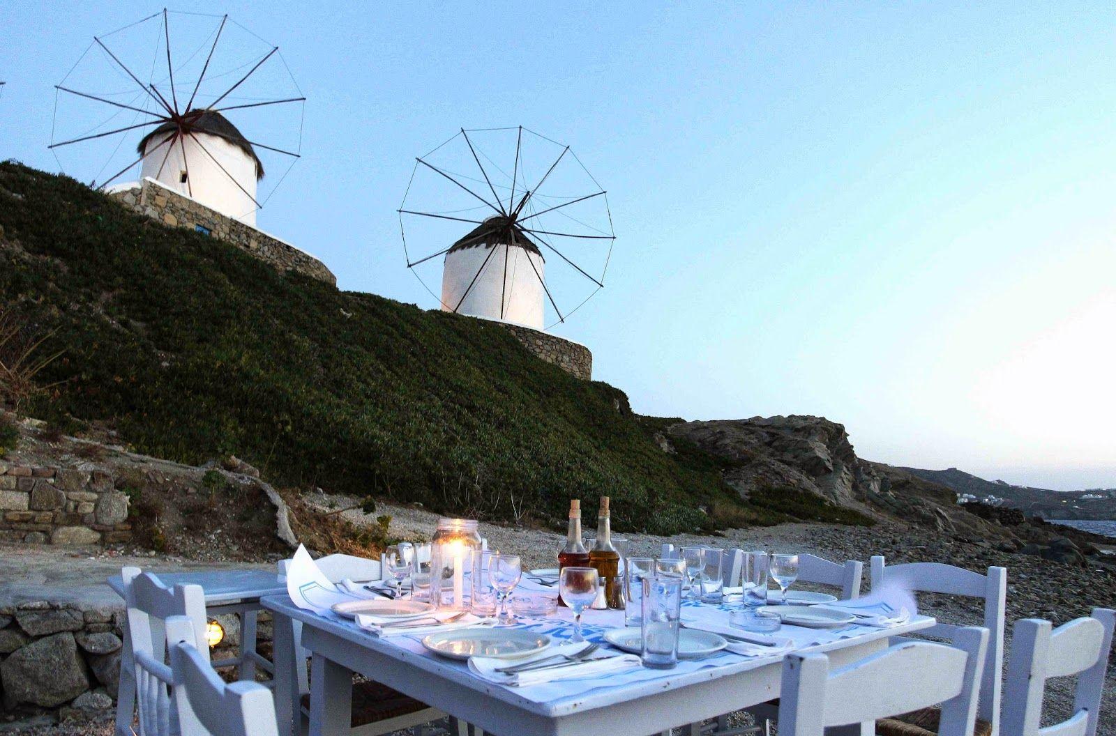 Taverna Sea Satin - Mykonos