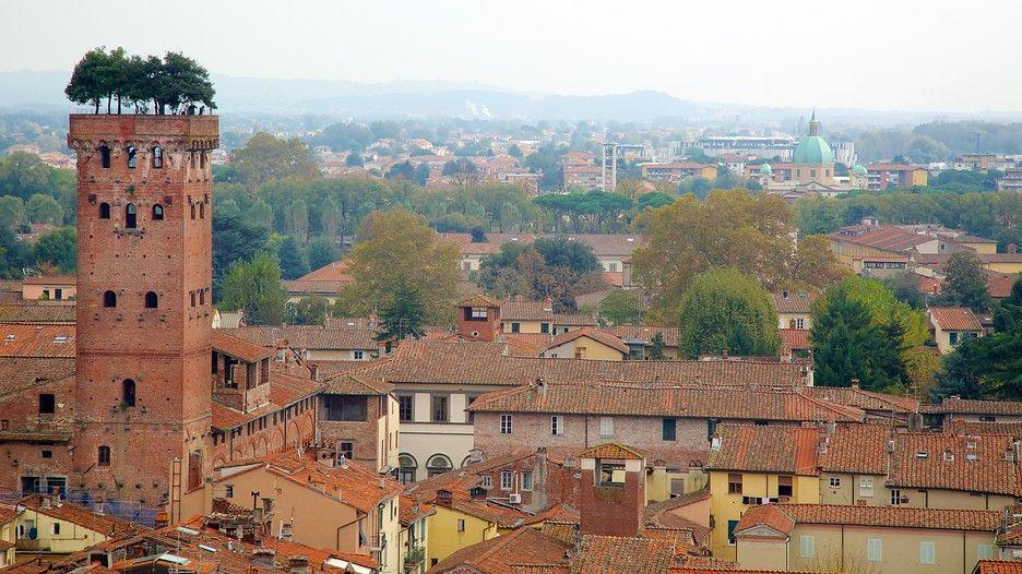 Turnul Gunigi - Lucca, Toscana