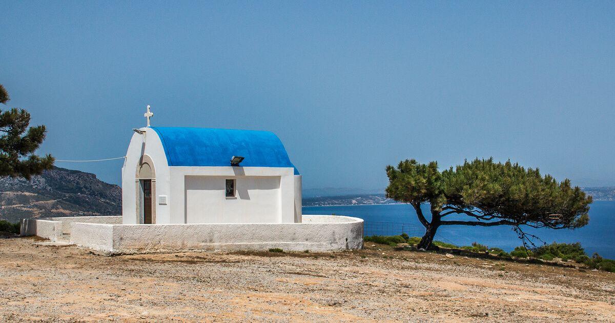 Agios Mamas - insula Kos