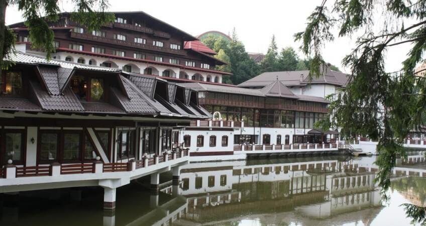 Hotel Aurelius Imparatus Romanilor - Poiana Brasov