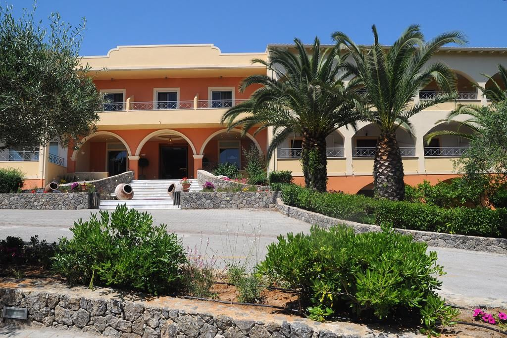 Art Hotel Debono - Gouvia, Corfu