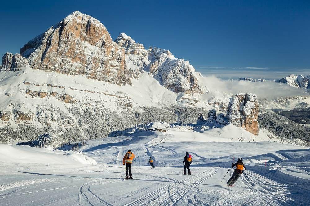 Cinque Tori - Cortina d'Ampezzo