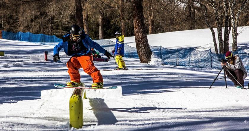 Snow Park Cortina d'Ampezzo