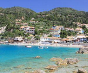 Agios Nikitas - insula Lefkada, Grecia