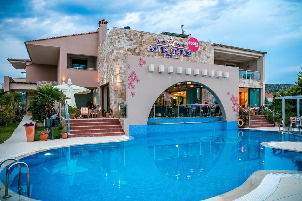 Hotel Astir Notos - Potos, Thassos
