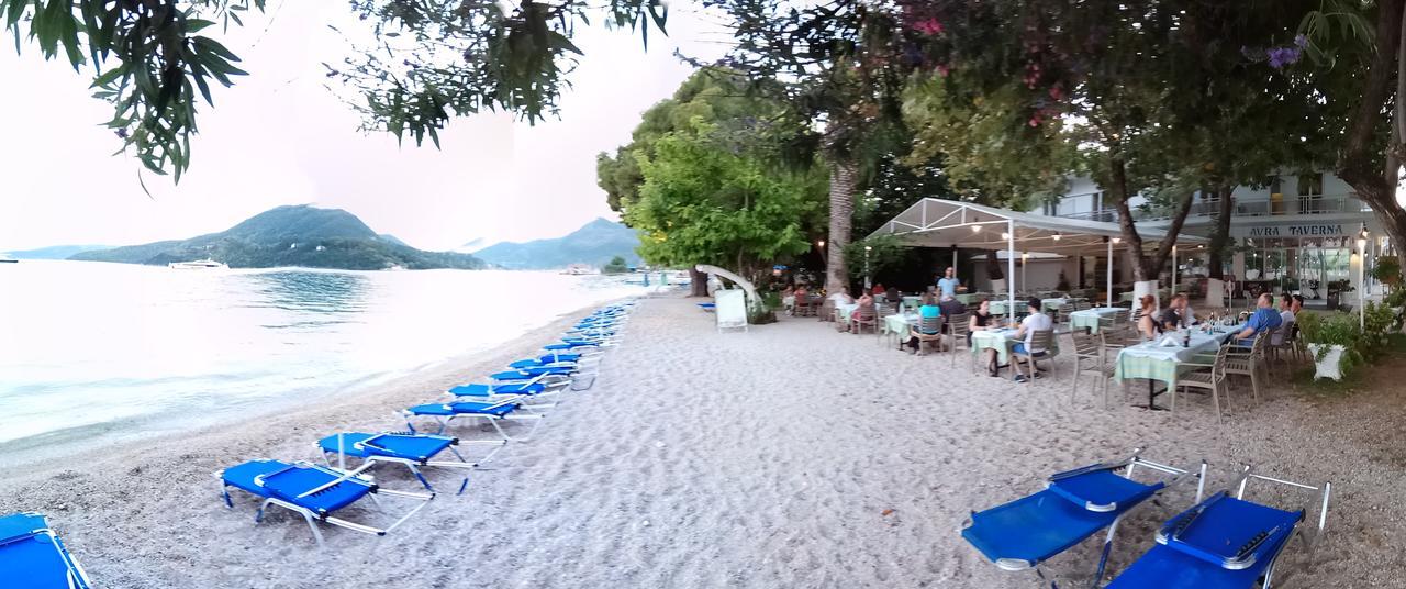 Hotel Avra Beach - Nidri, Lefkada