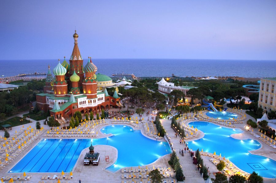Hotel Wow Kremlin Palace, Lara - Antalya