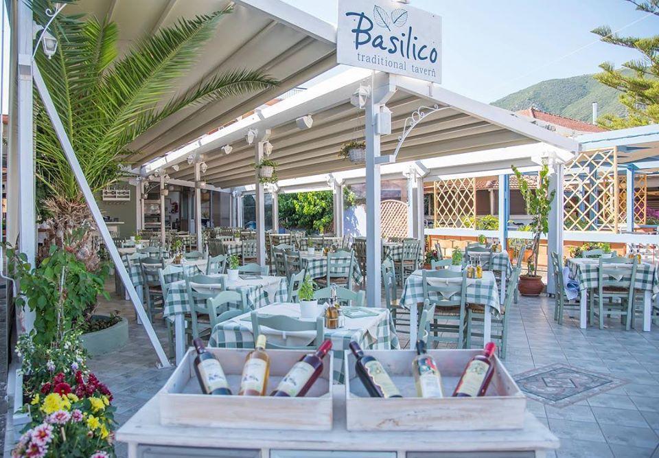 Taverna Basilico - Nidri, Lefkada