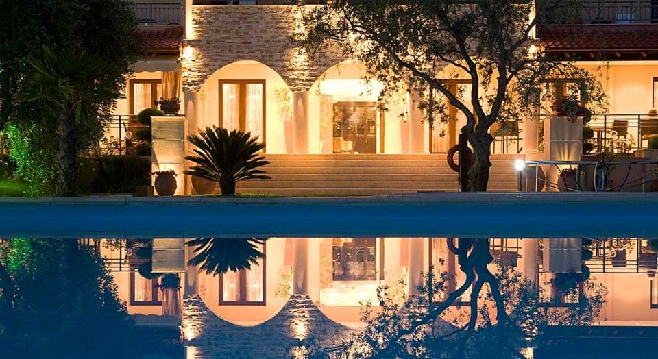 Hotel Atrium - Potos, Thassos
