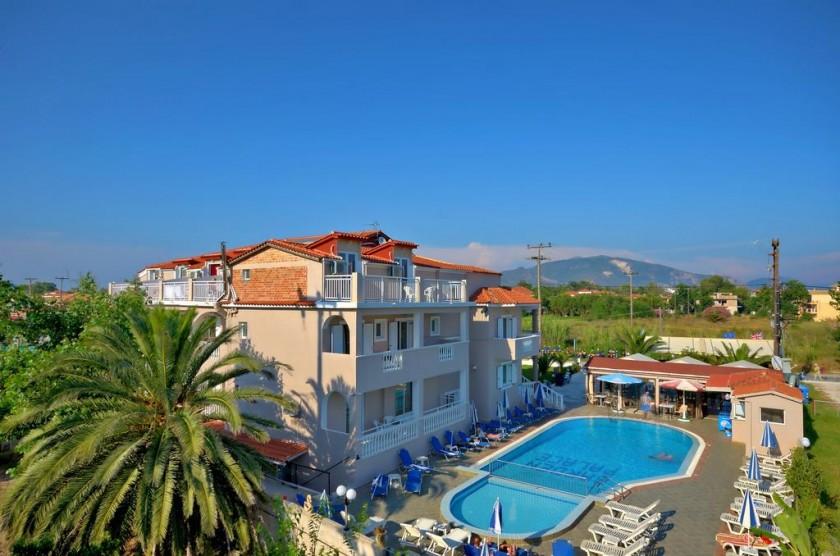 Garden Palace Hotel - Laganas, Zakynthos