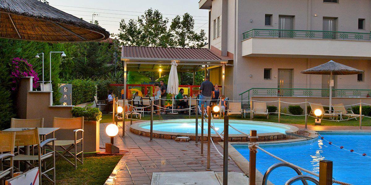 Hotel Alexander Inn - Stavros, Halkidiki
