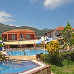 Hotel Athos - Nidri, Lefkada