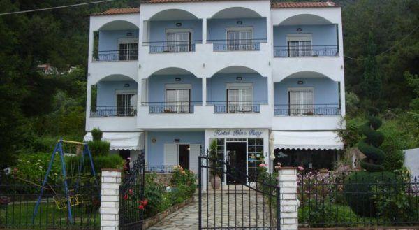 Hotel Blue Bay - Skala Potamia, Thassos