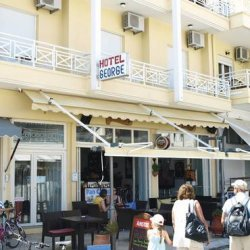 Hotel George - Limenaria, Thassos