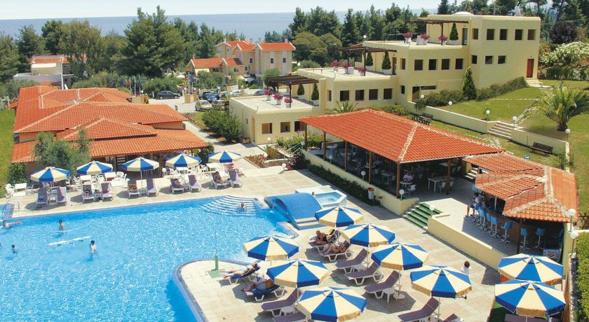 Hotel Palladium - Kriopigi, Halkidiki