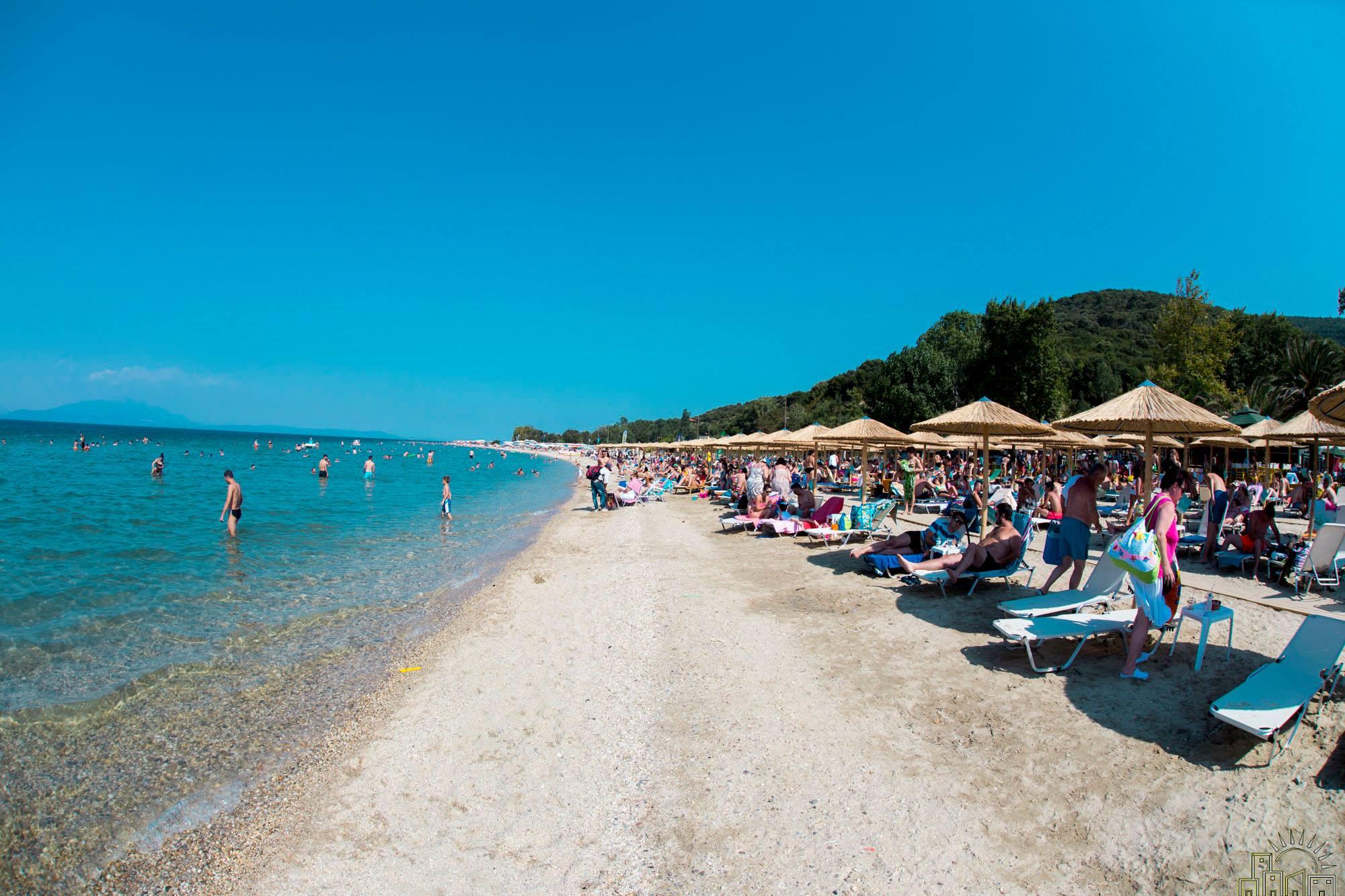 Plaja Stavros - Halkidiki