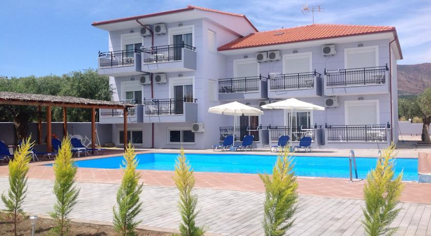 Villa Platanos - Limenaria Thassos