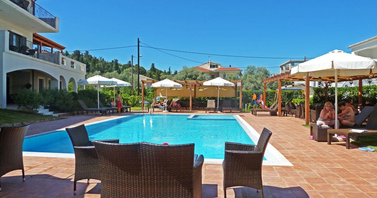 Hotel Eleana - Nikiana, Lefkada