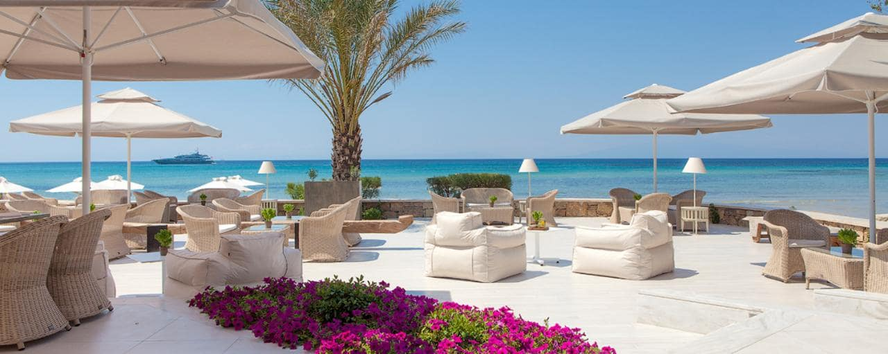 Hotel Sani Beach Club - Halkidiki
