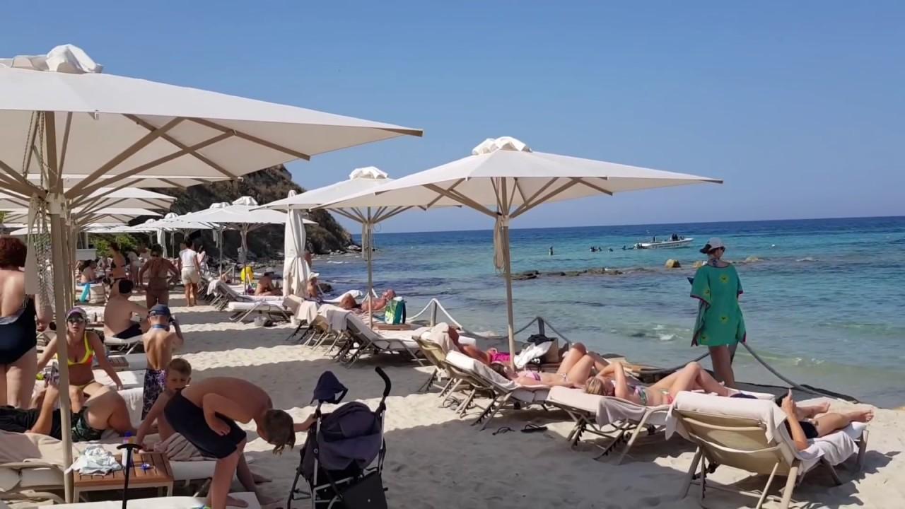 Plaja Bousoulas - Sani, Halkidiki