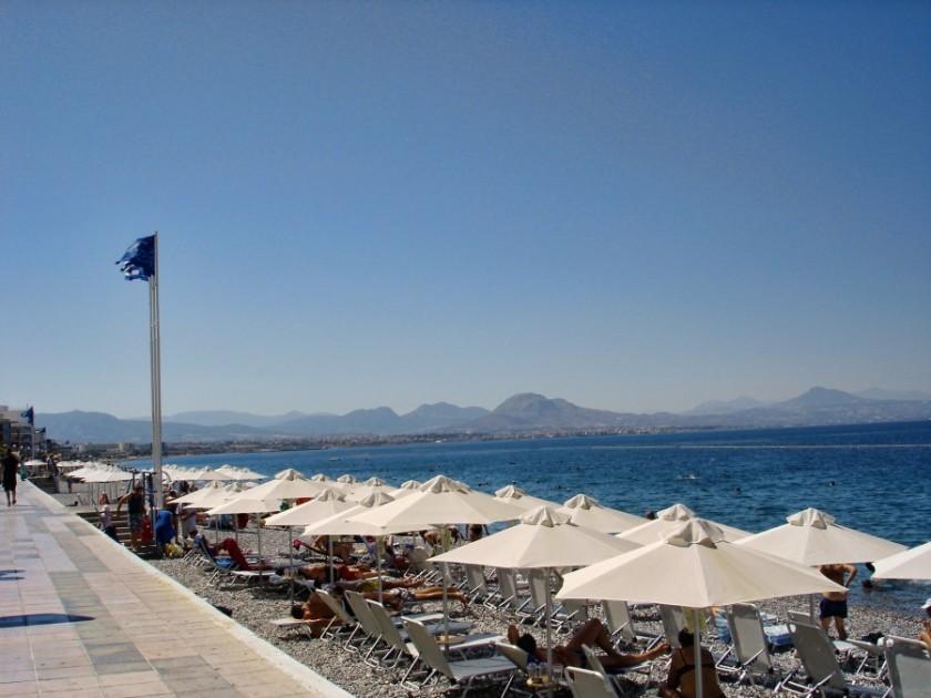Plaja Loutraki - Grecia