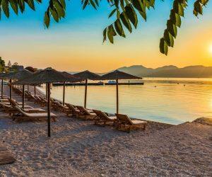 Plaja din Nikiana - Lefkada
