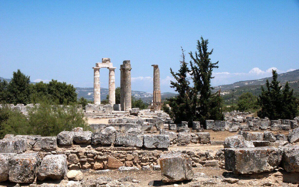 Site-ul arheologic Nemeea