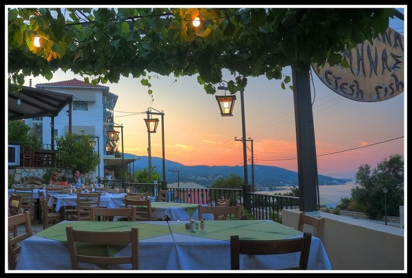 Taverna Minas - Nikiana, Lefkada
