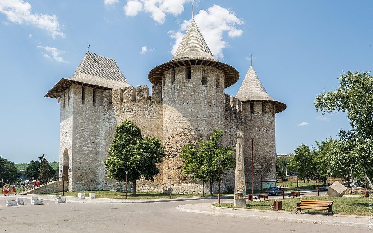 Cetatea Soroca - Republica Moldova