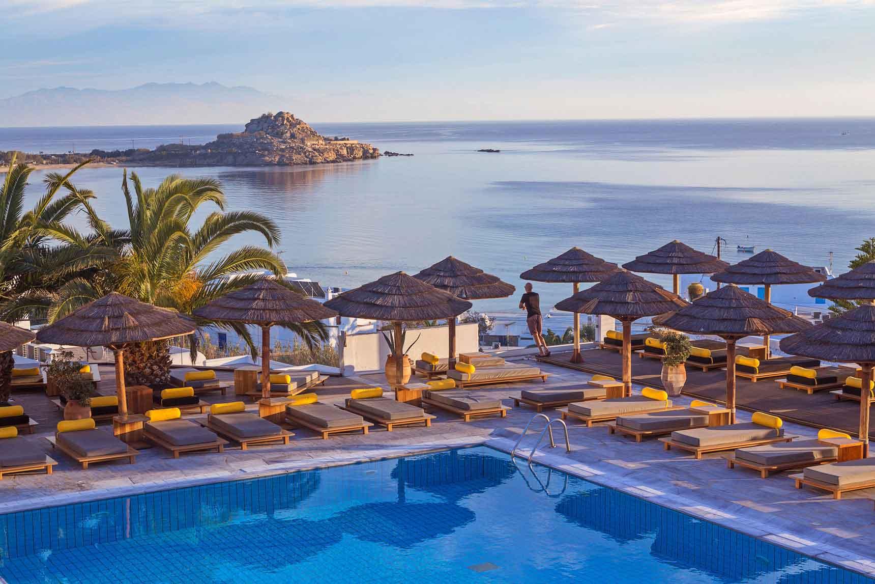 Myconian Ambassador Hotel & Spa