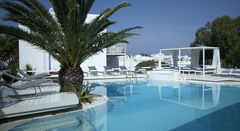 Semeli Hotel - Mykonos