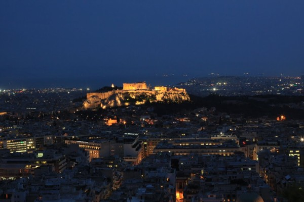 Akropolis - Atena