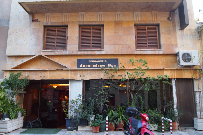 Hotel Akropolis View - Atena, Grecia