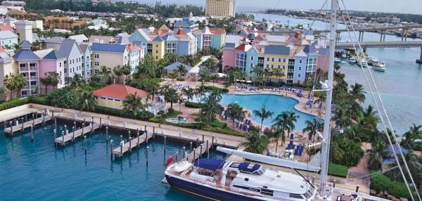 Portul din Nassau
