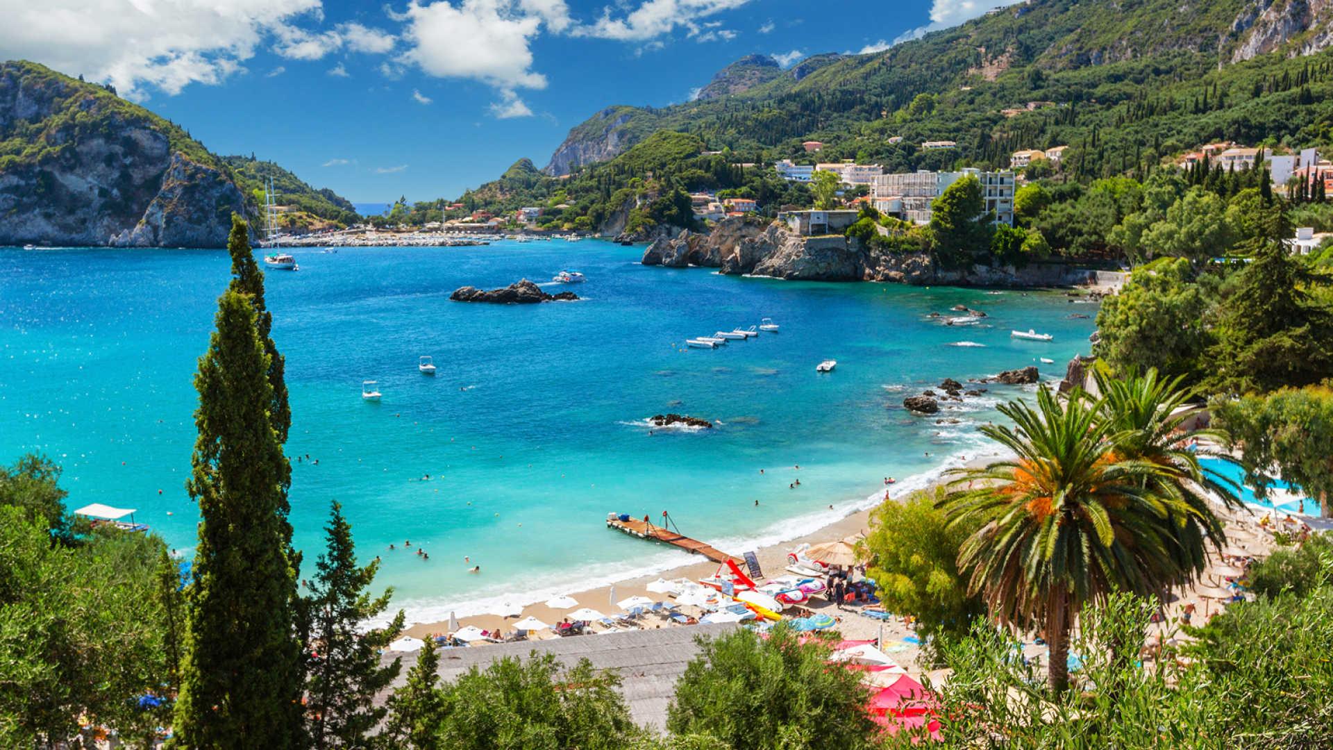 Vacanta in Grecia - Corfu