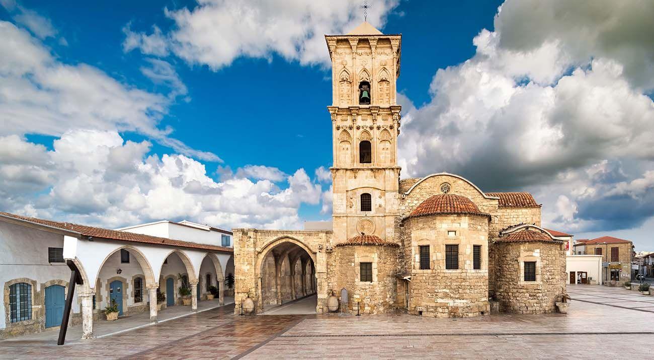 Biserica Sf Lazar - Larnaca