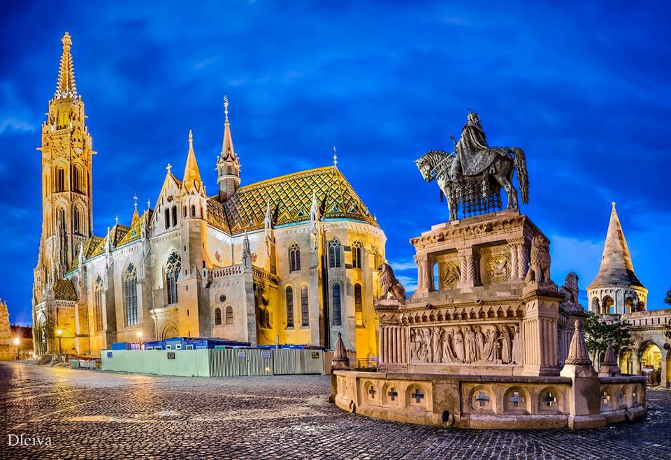 Catedrala Mathyas - Budapesta