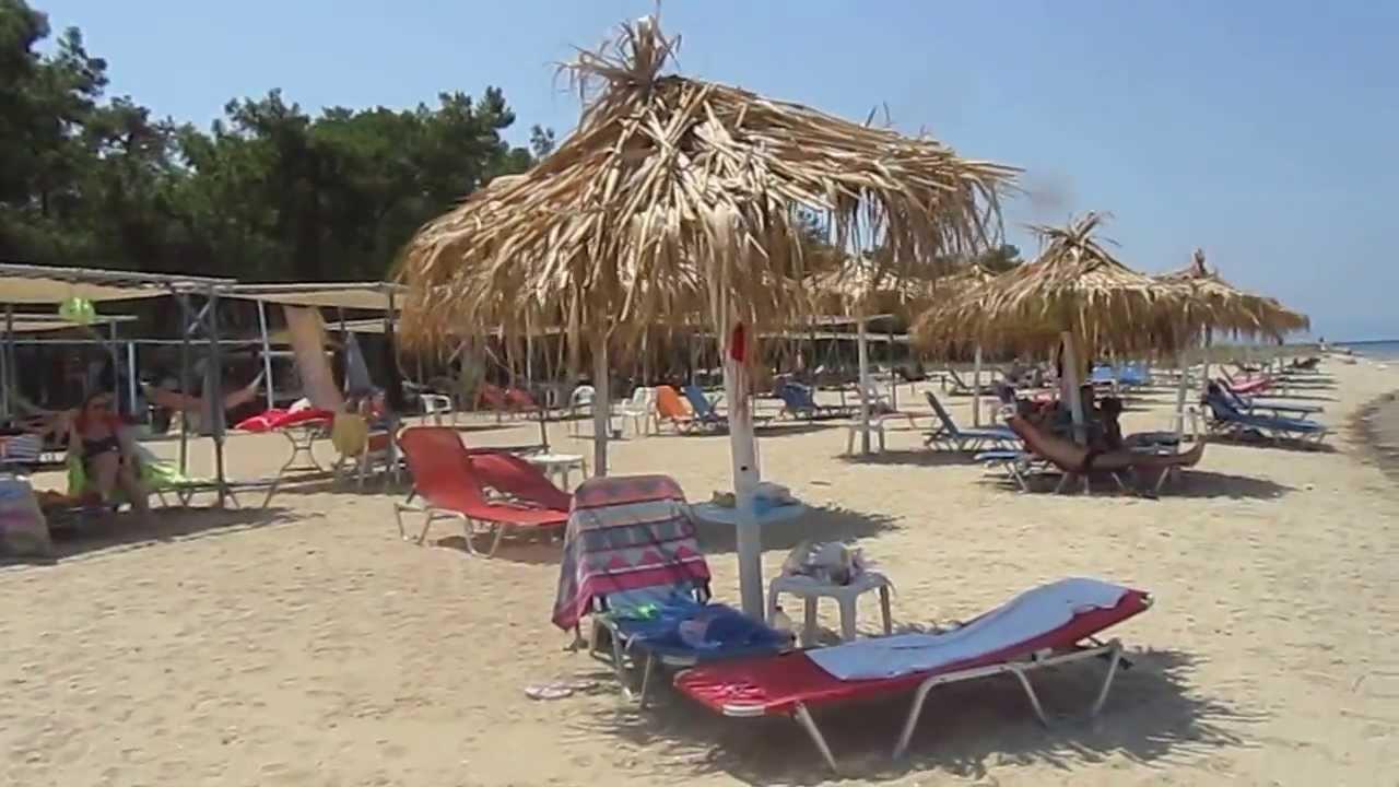 Dassilio Beach - Prinos, Thassos