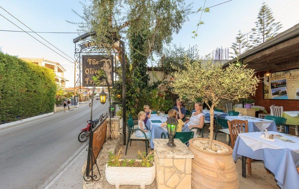 Olive Tree Taverna - Tsilivi, Zakynthos