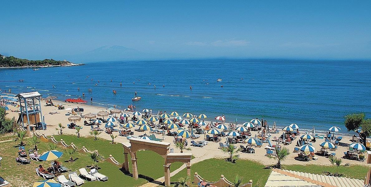 Plaja in Tsilivi - Zakynthos