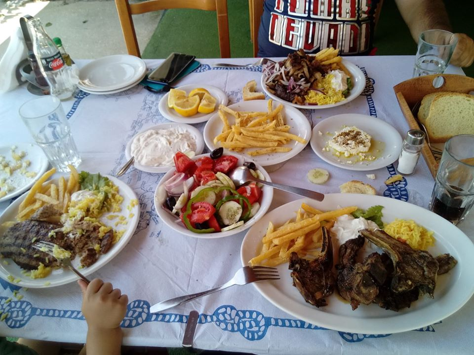 Meniu Taverna Arxipelagos - Ammoudia