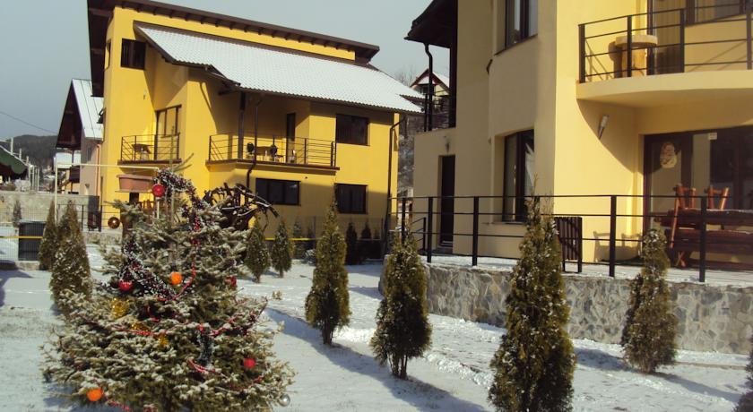 Complex Mona - Busteni