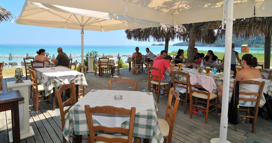 Taverna Green Sea - Skala Potamia