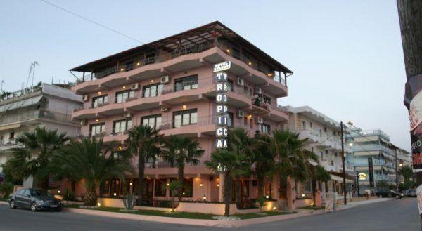 Hotel Tropicana - Paralia Katerini